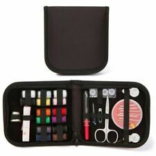 Portable Travel Small Home Sewing Kit Case with Thread Scissor / Needle Set Box