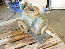 Tuthill 3 X 3 Iron Pump, #4151058J For Parts Only