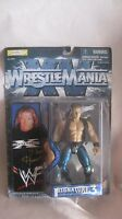 WWF WrestleMania XV Signature Series 3 Triple H Action Figure 1998 NEW t925
