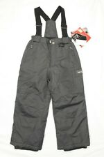 Weatherproof 32 Degrees Boys Winter Snow Ski Boarder Suspender Bib Pants  XS 5/6