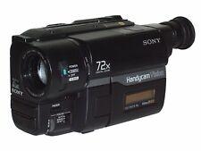 Sony Handycam CCD-TRV27E Video8 Camcorder - 8mm Video Camera Recorder