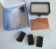 Mcoplus Pro Series Video LED Light LE-130A - Dimmable - 5600K Daylight Balanced