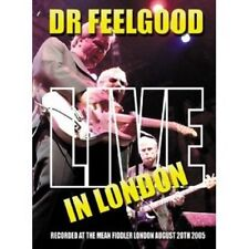 Dr Feelgood - Live In London (NEW DVD)