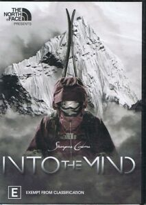 Sherpa's Cinema INTO THE MIND DVD Presented By North Face NEW & SEALED Free Post