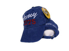 U.S. Army 1775 Blue Washed Style Hat Ball Cap Cover