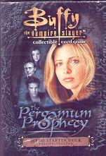 Buffy the Vampire Slayer Trading Card Game Hero Starter Set