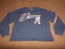 Houston Texans shirt youth size 6/7