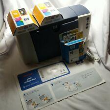 Vintage HP Deskjet 3820 Deskjet Printer, As Shown, plus ink! READ description