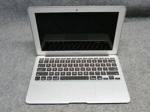 "Apple MacBook Air A1465 11"" Laptop Intel Core i5-3317U 1.70GHz 4GB RAM 60GB SSD"