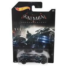 NUEVO Hot Wheels BATMAN ARKHAM KNIGHT Batmóvil die-cast coche (6/6)