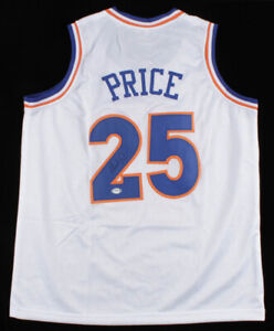 Mark Price Signed Cleveland Cavaliers Jersey (PSA COA)  4xAll Star Point Guard