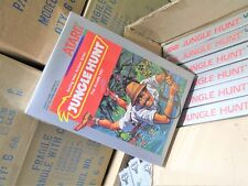 New Sealed Jungle Hunt Atari 2600 Video Game System #WDA