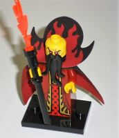 LEGO Series 13 Collectable Minifigure,  EVIL WIZARD .New Cond! With booklet