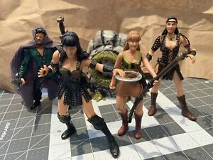 "Xena 6"" figures Toy Biz"