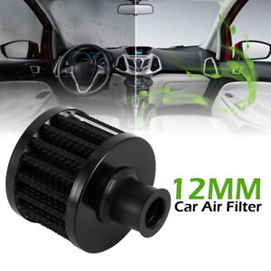 Air Filter Small Crankcase Intake Mushroom Turbo Cold Head Car Vent Oil Breather