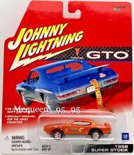 JOHNNY LIGHTNING PONTIAC 1969 SUPER STOCK