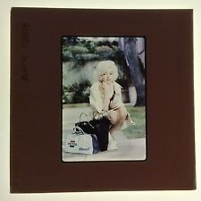 RARE UNITED AIRLINES/HAWAII 35mm SLIDE DATED MARILYN MONROE VINTAGE COLOR #7698a