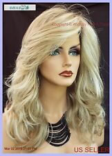 """""""Orchid"""" LACE FRONT W/ LACE PART WIG BLOND ROOTED RH1488RT8*NIB MUST SEE"""