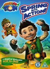 Tree Fu Tom - Spring Into Action DVD