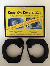 Keep on Kovers Z.3 for Speedplay Zero or Light Action Cleats Cover NEW IMPROVED