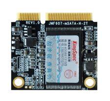 128GB KingSpec Half-size mSATA SSD Solid State Disk TLC for Tablet PCs