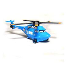 Disney Pixar Movie Cars Planes Diecast Dinoco Helicopter Rotor Turbosky Toy