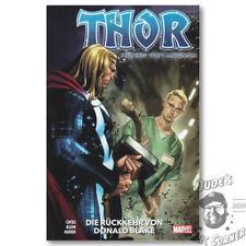 Panini Marvel Comic Thor: König von Asgard #2 – Die Rückkehr von Donald Blake