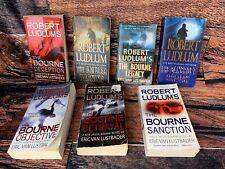 Robert Ludlum'S Lot Bourne Legacy Deception Objective Betrayal Sanction