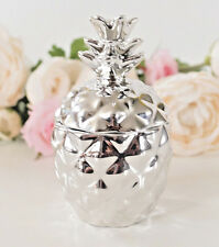 Silver Pineapple Candle - Various Offers 2 X Candles