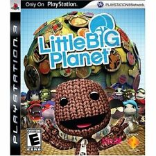Littlebigplanet Little Big Planet For PS3 PlayStation 3 Very Good 8Z