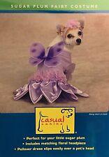 Dog Costume, Suggar Plum Fairy, Halloween Costume For Dogs, Large