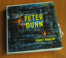 "FREE 2for1 OFFER-Henry Mancini–The Music From ""Peter Gunn"":RCA Victor–LP(RE)Mono"