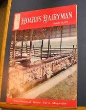 HOARD'S DAIRYMAN MAGAZINE NOV 10 1978 NATIONAL DAIRY FARM MILK PROMOTION PROGRAM