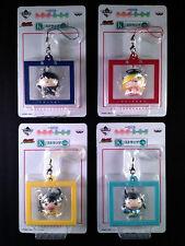 Bakemonogatari Nisemonogatari Figure Strap Complete set Ichiban Kuji New