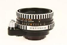 Jena 2,8/50mm mit Exakta Bajonett #8165710