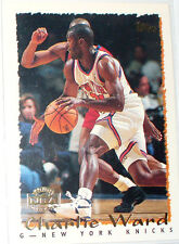 CARTE NBA BASKET BALL 1995 PLAYER CARDS CHARLIE WARD (368)