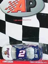 NASCAR, 1:64 Stock Car, #2 Rusty Wallace, New