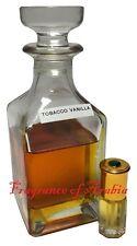 TOBACCO VANILLA PERFUME OIL WITH TOBACCO FLOWER TONKA BEAN SPICE VANILLA UOD 6ML
