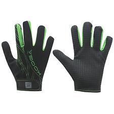 KooGa Elite Kids/Mini/Junior Long Fingered Rugby Grip Gloves/Stick Mits 6 -13yrs