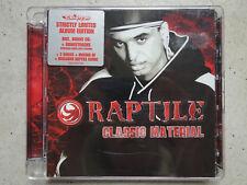 Raptile – Classic Material   CD plus BONUS CD  topp