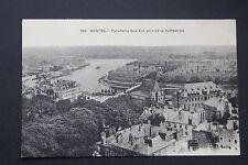 Carte postale ancienne CPA NANTES - Panorama Sud-Est, pris de la Cathédrale