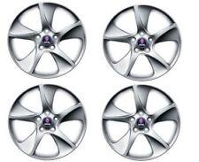 """Saab 9-3 Alloy Wheel SET OF 4 12784446 7.5"""" x 17"""" BRAND NEW GENUINE SAAB ALU 88"""