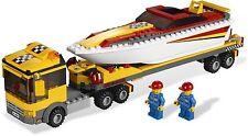 LEGO 4643 POWER BOAT TRANSPORTER (rilasciato 2011)