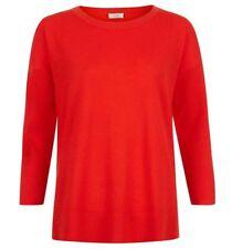 Hobbs Jessica Mandarín Naranja Suéter. tamaño PEQUEÑO. RRP £ 69. nuevo con etiquetas.