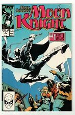MOON KNIGHT MARC SPECTOR #1 (VF/NM)  TV Show Coming Soon on Disney+ Marvel 1989