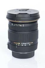 Sigma 2,8/17-50 MM Ex Dc OS HSM Nikon-Af Lens