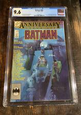 D.C. Comic Batman #400 CGC 9.6⭐️Steven King⭐️⭐️⭐️