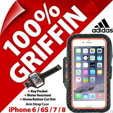 Griffin Adidas Armband Arm Strap Gym Running Jogging for Apple iPhone 6 6S 7 8