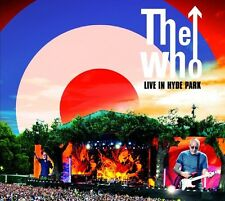 The Who - Live in Hyde Park [New CD] With DVD, Digipack Packaging