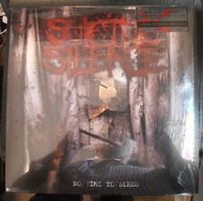 LP SUICIDE SILENCE - NO TIME TO BLEED LIMITED EDTN TRANSLUCENT BLOOD RED VINYL